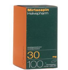 Mirtazapin Helvepharm 30mg rezeptfrei bestellen in DMirtazapin Helvepharm 30mg rezeptfrei bestellen