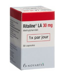 Ritalin LA 30mg rezeptfrei kaufen per Versand