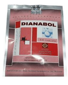 Dianabol DS 10mg Tabletten aus Deutschland kaufen