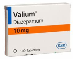 Diazepam 10mg 200 Tabletten rezeptfrei kaufen aus Deutschland