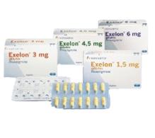 Exelon 4.5mg Kapseln rezeptfrei bestellen aus Deutschland