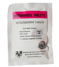 Methanabol BD 10mg bestellen in Deutschland