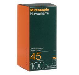 Mirtazapin Helvepharm 45mg rezeptfrei bestellen in Deutschland