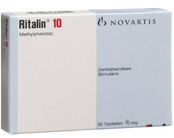 Ritalin 10mg
