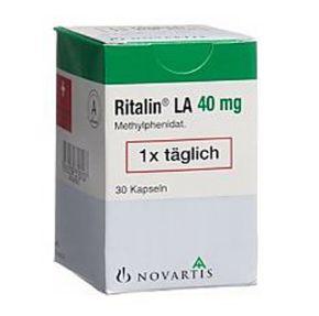Ritalin LA 40mg rezeptfrei kaufen im Shop