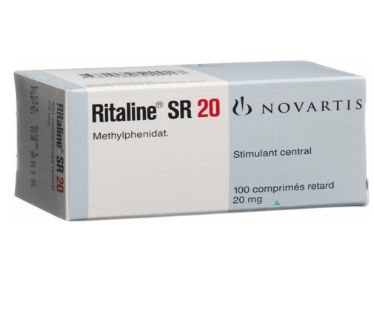Ritalin SR 20mg