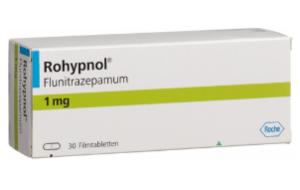 Rohypnol 1 mg 120 Tabletten rezeptfrei kaufen