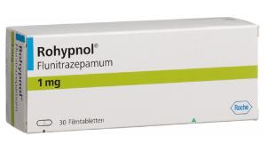 Rohypnol 1mg 240 Tabletten