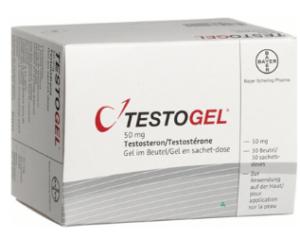 Testogel 50mg rezeptfrei kaufen aus Deutschland