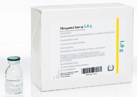 Thiopental Inresa 1g rezeptfrei kaufen