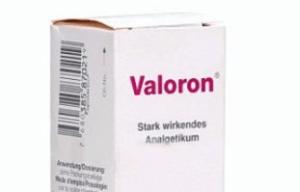 Valoron N Tropfen 50mg ohne Rezept kaufen