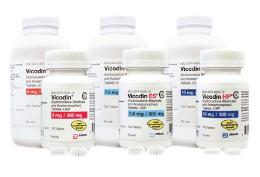 Vicodin ES 60 Tabletten