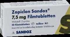 Zopiclon rezeptfrei kaufen aus Deutschland bestellen